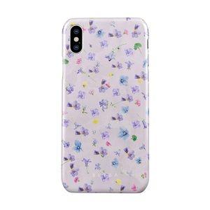 Wildflower iPhone XS Max Case in Purple